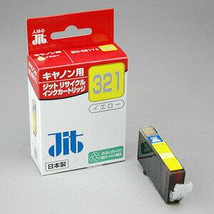 SANWA SUPPLY(サンワサプライ) リサイクルインクカートリッジ JIT-C321Y