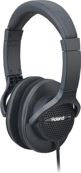 PA機器, モニターヘッドホン Roland RH-A7-BK