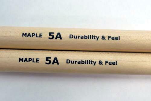 ドラム, スティック Wincent W-5AM Maple Drum Stick 5A
