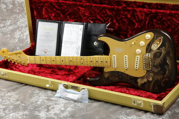 Fender Custom Shop / Master Built Series Retro Decor Stratocaster Edwardian Journeyman Relic By Yuriy Shishkov 【YS2876】【現地工場選定品】【池袋店】