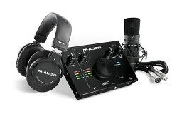 M-Audio エムオーディオ / AIR 192   4 Vocal Studio Pro USBオーディオインターフェイス 【即納可能!】【あす楽対象商品!】【梅田店】