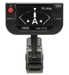 KORG / AW-OTB Clip-On Tuner ベース用クリップチューナー 【展示アウトレット特価品】【横浜店】
