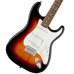 Squier by Fender / Affinity Series Stratocaster Laurel Fingerboard White Pickguard 3-Color Sunburst フェンダー【御茶ノ水本店】【YRK】