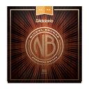 D'Addario / Nickel Bronze NB1256 Light Top / Med Bottom 12-56 アコギ弦 【池袋店】