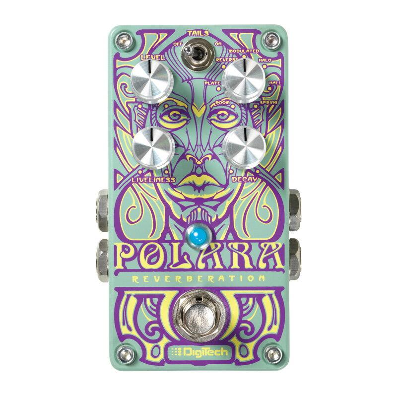 ギター用アクセサリー・パーツ, エフェクター DigiTech Polara