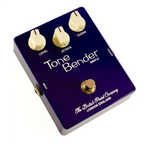 British Pedal Co. / Players Series Tone Bender MKV 【FUZZ】【渋谷店】【送料無料】【渋谷店】