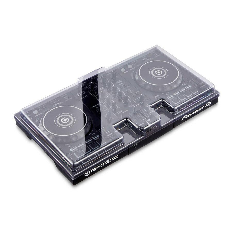 DJ機器, その他 Decksaver DSLE-PC-DDJ400 DDJ-400