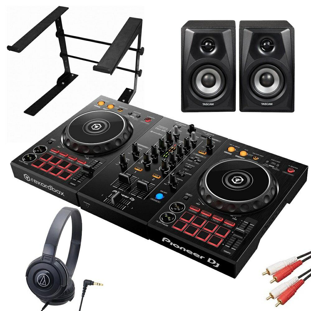 DJ機器, DJコントローラー Pioneer DJ DDJ-400 DJ
