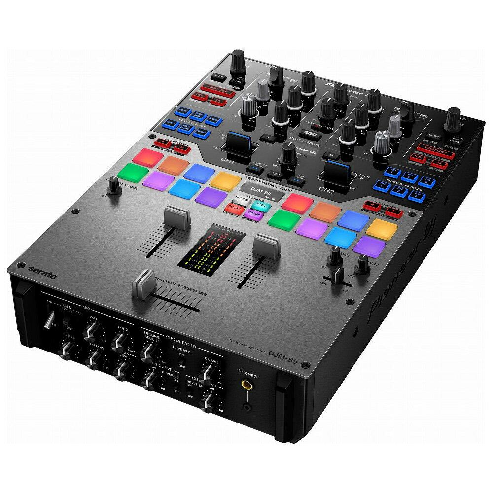 DJ機器, DJミキサー Pioneer DJ DJM-S9-S DJ BATTLE DVDSCRATCHUSB