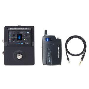 ギター用アクセサリー・パーツ, エフェクター audio-technica System 10 ATW-1501 Stompbox Digital Guitar Wireless System