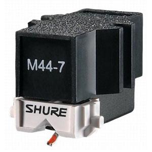 シュアー カートリッジ MM型 M44-7