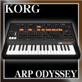 KORG コルグ/ ARP Odyssey アープオデッセイ 【アナログシンセサイザー】【送料無料】【梅田店】