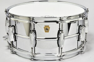 ラディック Chrome Metal Snare Smooth Shells Classi...
