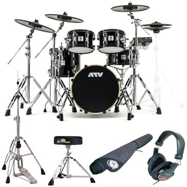 ATV / aDrums artist Expanded Set ADA-EXPSET スタッフ選定ドラムマット付セット!【名古屋栄店】