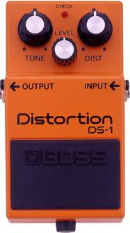 ギター用アクセサリー・パーツ, エフェクター BOSS DS-1 DistortionYRK