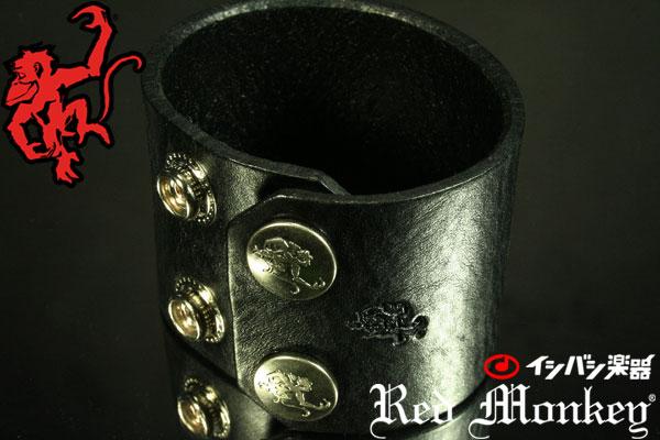 トップス, Tシャツ・カットソー Red Monkey Designs 2 Snap Leather Bracelet2