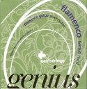 gallistrings / Genius Flamenco GR100 Hard Tension 29-44 【クラシックギター弦】【Classic Guitar Strings】【フラメンコギター弦】【ガットギター弦】【ナイロン弦】【Nylon】【セット弦】【ガリストリングス】【ジーニアスフラメンコ】【GR-100】【新宿店】