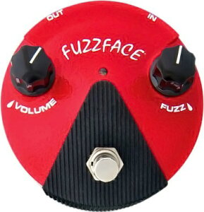 Jim Dunlop / FFM2 Germanium Fuzz Face Mini Distortion 【エフェクター】【ジムダンロップ】...