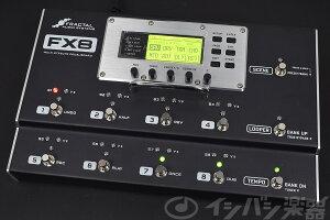 【極少数ですが入荷致しました!】Fractal Audio Systems / FX8 Multi-Effects Pedalboard 【フ...