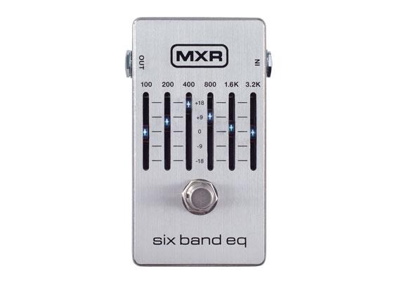 ギター用アクセサリー・パーツ, エフェクター MXR M109S Six Band Graphic EQ