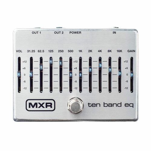 ギター用アクセサリー・パーツ, エフェクター MXR M-108 10BAND GRAPHIC EQ