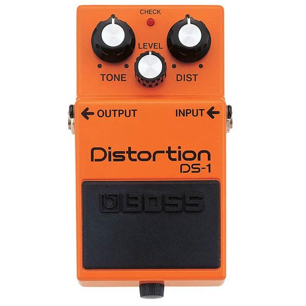 ギター用アクセサリー・パーツ, エフェクター BOSS DS-1 Distortion