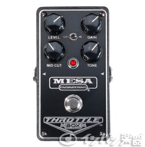 Mesa Boogie / THROTTLE BOX 【ディストーション】【神戸三宮店】