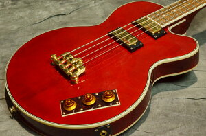 Allen Woody Rumblekat [Wine Red]