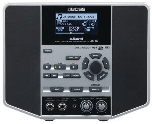 ★★【ポイント5倍!】1/15(火) 9:59まで!BOSS / eBand JS-10 AUDIO PLAYER with GUITAR EFFEC...