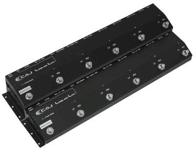 シンプル&ハイ・コストパフォーマンスなオーディオコントローラーのケーブル付き二台セット!C...