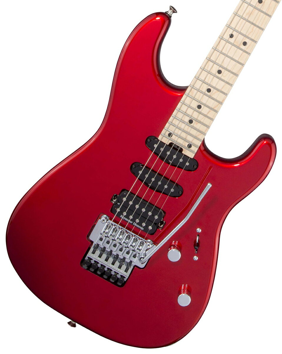 ギター, エレキギター Charvel MJ Series San Dimas Style 1 HSS FR M Metallic Red