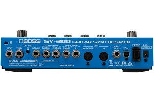 BOSS/SY-300GuitarSynthesizer【初回6/27発売予定】