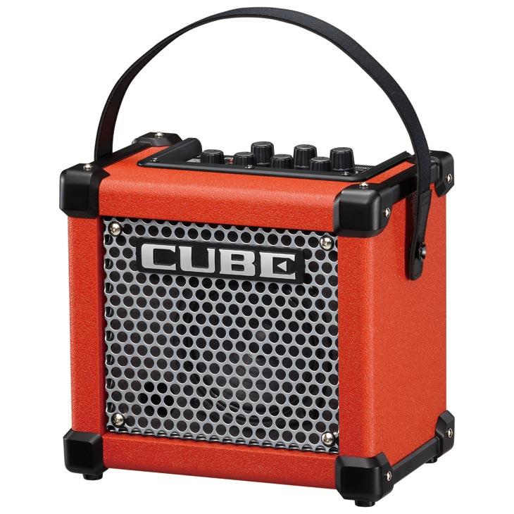 ギター用アクセサリー・パーツ, アンプ  Roland MICRO CUBE GX RED YRK711713000