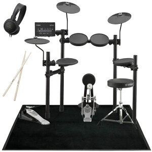 YAMAHA / DTX452KS 電子ドラム マット付き シンプルスターターパック