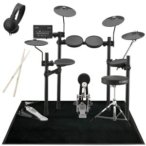 YAMAHA / DTX452KUPGS 3シンバル 電子ドラム マット付き シンプルスターターパック