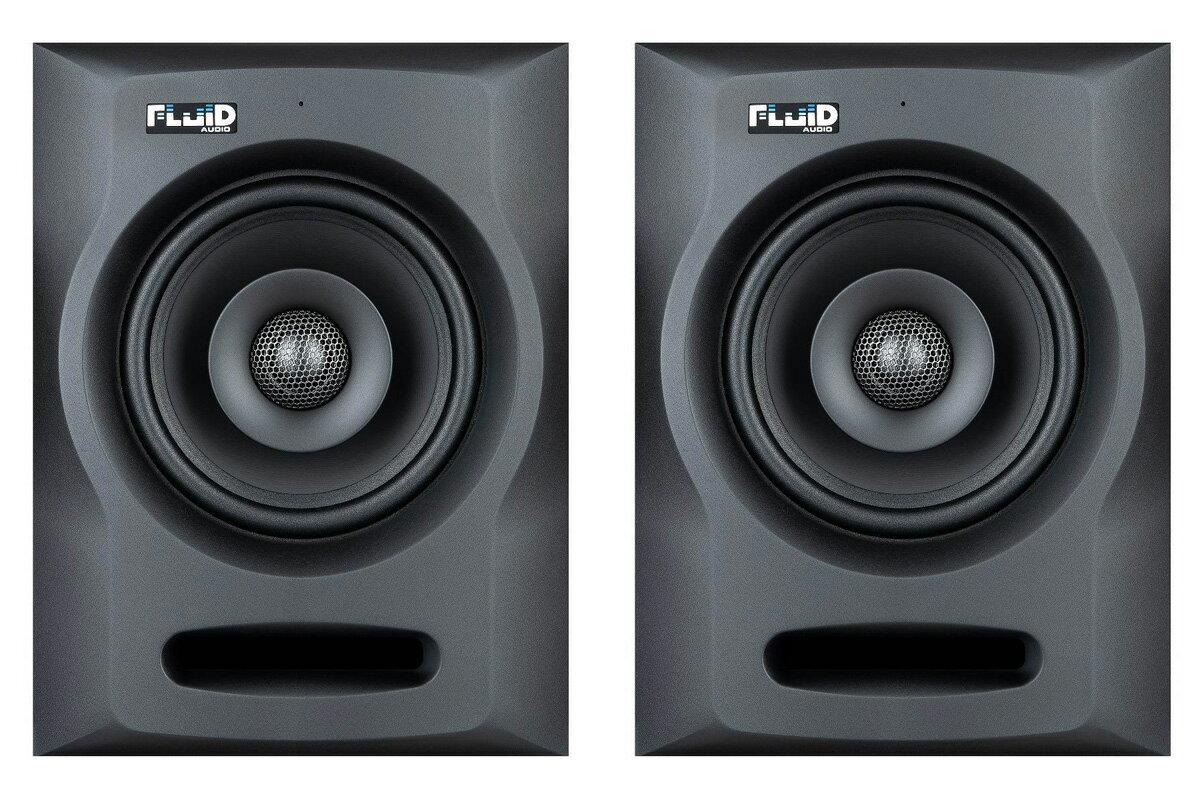 FluidAudio(フルイドオーディオ)『モニタースピーカーFX50』