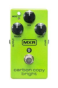 MXR / M269 Carbon Copy Bright Analog Delay《8月末発売予定/予約受付中》