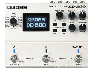 BOSS Digital Delay DD-500の発売日と価格が決定