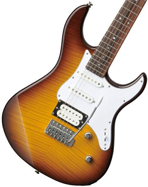 在庫有り YAMAHA/PACIFICA212VFMTBS(タバコブラウンサウンバースト)ヤマハエレキギターパシフィカ入門初心