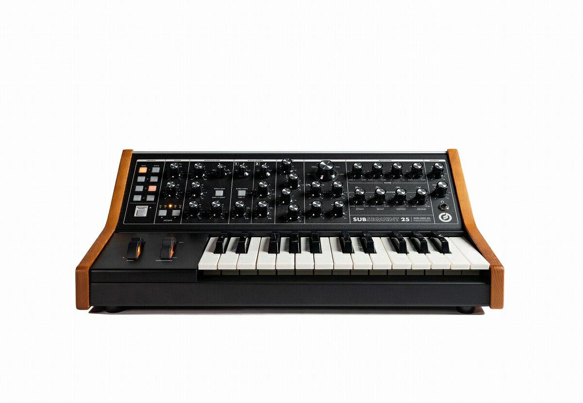 ピアノ・キーボード, キーボード・シンセサイザー moog Subsequent 25 YRK