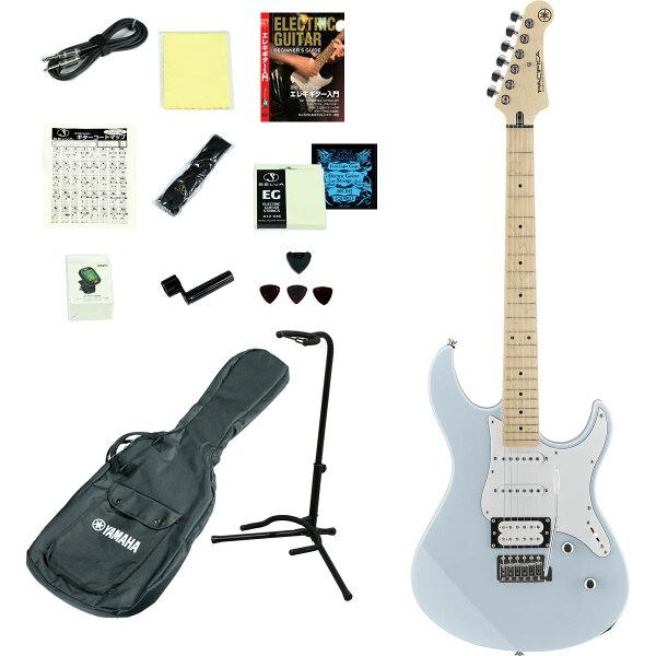 YAMAHA/PACIFICA112VMICB(アイスブルー) エレキギター14点入門セット ヤマハPAC112VMPAC-11