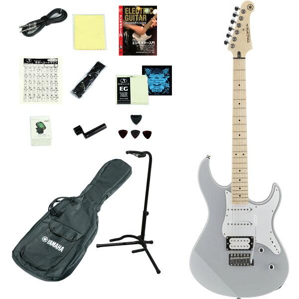 YAMAHA/PACIFICA112VMGRY(グレー) エレキギター14点入門セット ヤマハPAC112VMPAC-112VM