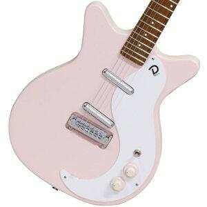 Danelectro / 59 M NOS+ Pink ダンエレクトロ【限定カラー】
