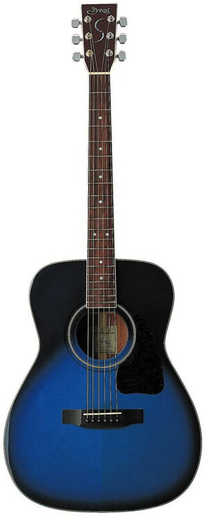 S.Yairi / YF-3M/BB (Blueburst) 【Traditional Series】【単板Top】 ヤイリ アコースティックギター フォークギター アコギ YF3M 入門 初心者