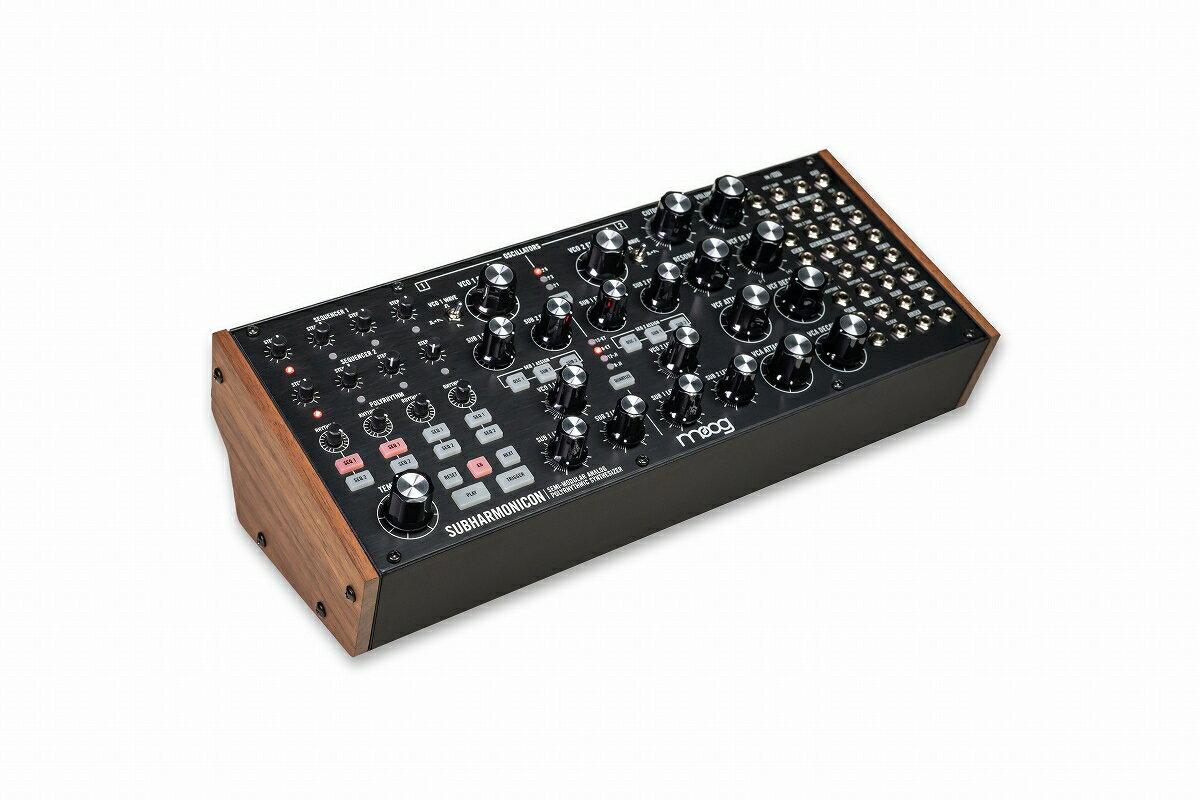 ピアノ・キーボード, キーボード・シンセサイザー moog SUBHARMONICON YRK