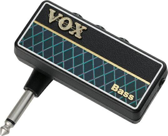 :30日12時  在庫有り VOX/amPlug2Bass ベース用 ヘッドフォンギターアンプボックス 数量   新品特価