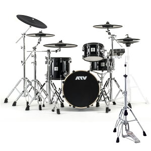 ATV / aDrums artist Standard Set ADA-STDSET 4シンバル(チャイナ)セット