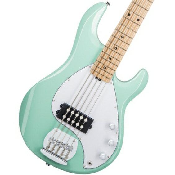 ベース, エレキベース Sterling by MUSIC MAN SUB Series Ray5 Mint Green