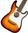 【在庫有り】 Fender / Fullerton Strat Uke Sunburst フェンダー ウクレレ エレウク