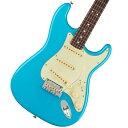 【タイムセール:29日12時まで】Fender/ American Professional II Stratocaster Rosewood Fingerboard Miami Blue フェンダー《純正ケーブル&ピック1ダースプレゼント!/+2306619444005》【YRK】《純正ギグケースプレゼント!/+0885978806249》・・・